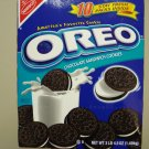 Oreos (10 stay-fresh packs)