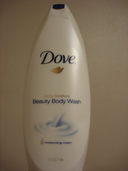 Dove Deep Moisture Beauty Body Wash (24 oz.)