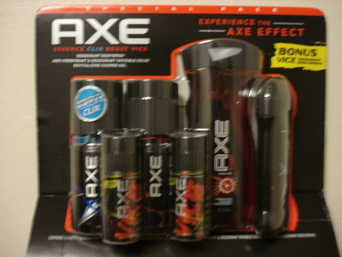 Axe SPECIAL PACK (6 Items)