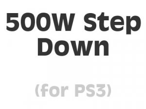 Sony Playstation 3 500 Watt Step-Down