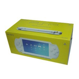 Sony PSP Lite Value Pack (White)