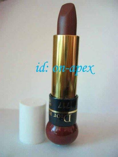 CHRISTIAN DIOR ROUGE LIPSTICK # 717 Untamed Brown NEW