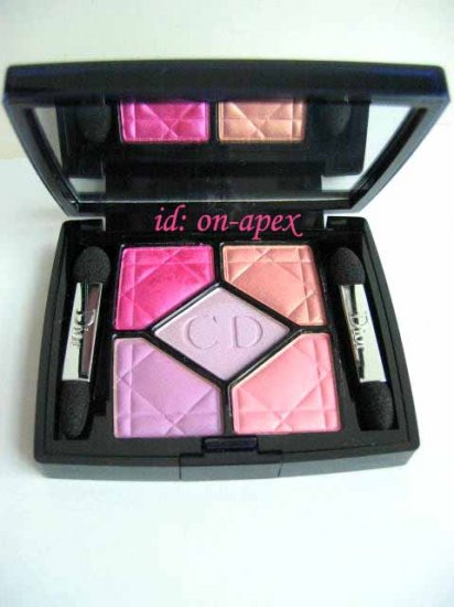 DIOR 5 Color Eyeshadow #190 Charming Fantansy 2006 NIB