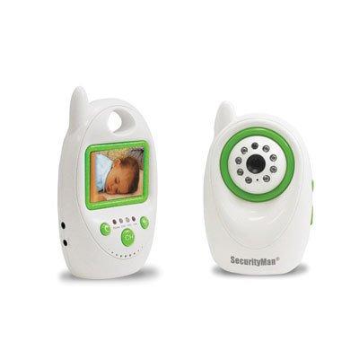PalmWatch III Wireless Baby Monitoring System. Wi-Fi Interference Free