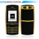 Sharper Image Platinum Gold 909TSIPlatinum Quad Band World Phone