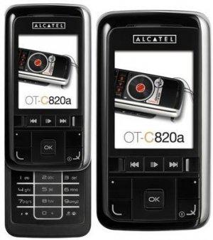 Alcatel-Lucent C-Series OT-C820A Cellular Phone (Unlocked)