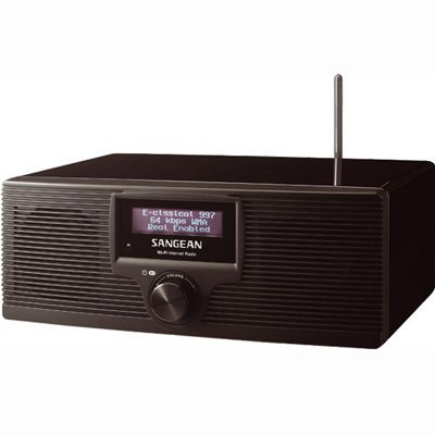 Sangean WFR-20 WiFi Internet Radio & Media Player
