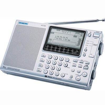 Sangean ATS-909 AM/FM/LW/SW Radio