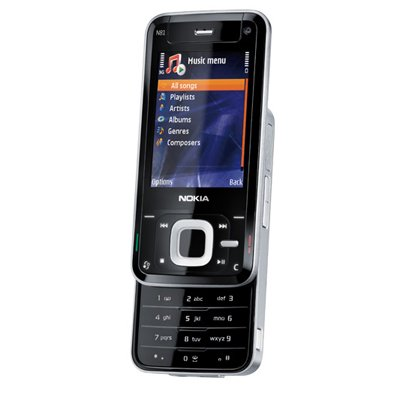 Nokia N81 Smart Phone (Unlocked)