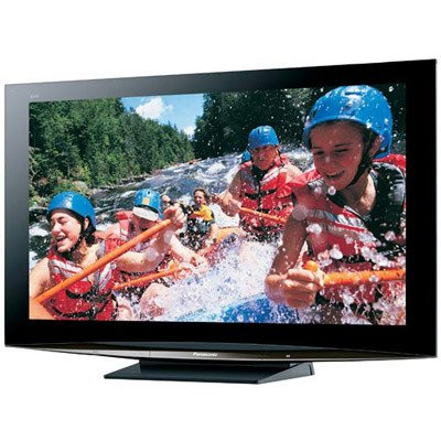 "Panasonic VIERA 50"" Plasma Flat Panel 1080p HDTV In Black - TH50PZ800U"