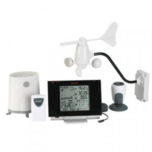 Honeywell TE923W Complete Weather Station with Atomic Clock