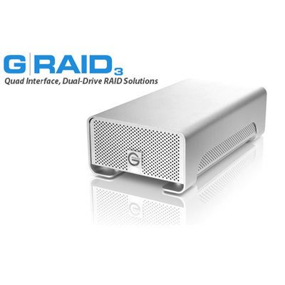 G-Technology  GR3t 35/1TB   1TB G-Raid 3 Quad-Interface