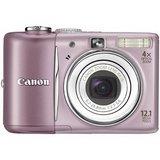 PowerShot A1100 IS Point & Shoot Digital Camera - Pink