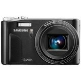 Samsung HZ10W Point & Shoot Digital Camera - Black