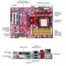 MSI K9A2 CF-F V2 Desktop Board