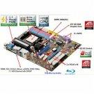 MSI 790GX-G65 Desktop Board