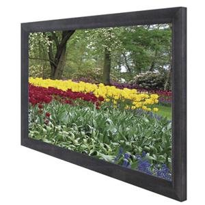 Elite Screens ezFrame Fixed Frame Projection Screen R120WH1
