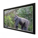 Sima Fixed Frame Projection Screen LUM-92-VX