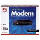 Zoom 3048 V.92 External Modem 3048-00-02CG