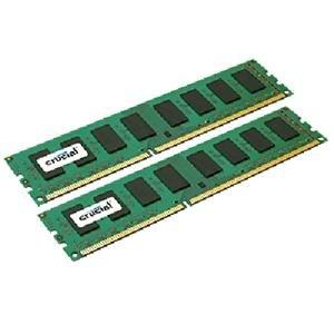 Crucial 8GB DDR3 SDRAM Memory Module CT2KIT51272BA1067