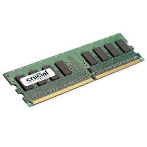 Crucial 4GB DDR2 SDRAM Memory Module CT51272AB667