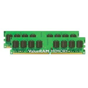 Kingston 2 GB DDR2 SDRAM Memory Module KVR533D2E4K2/2G