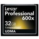 Lexar Media Professional LCF32GCRBNA600 CompactFlash (CF) Card