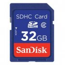 32GB Secure Digital High Capacity (SDHC) Card SDSDB-032G-A11