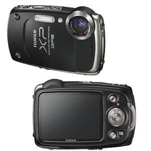 Fujifilm FinePix XP30 14.2 Megapixel Compact Camera - Black