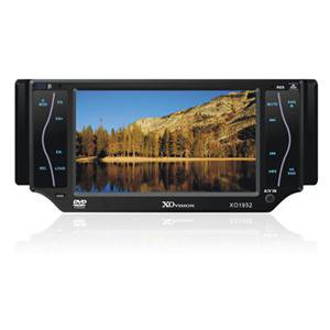 "XOVision XO1952 Car DVD Player - 5"" Touchscreen LCD Display - 16:9"