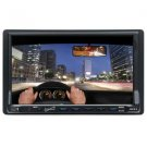 "7"" Touch Dbl Din LCD DVD/MP3/C"