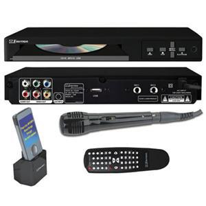 Emerson GQ100 Karaoke System