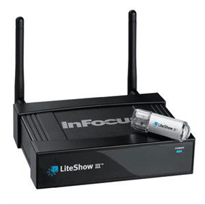 nFocus LiteShow III INLITESHOW3 IEEE 802.11n (draft) 150 Mbps Wireless Access Point