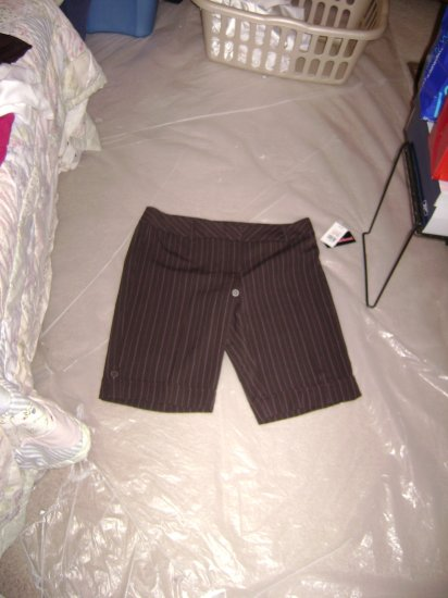CUTE CASUAL BOTTOMS! BROWN AND PINK SZ 11