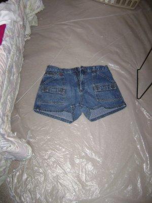 zani di blue jean shorts size 11