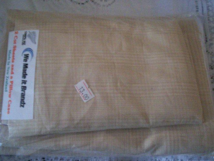 Fawn Cot Sheet