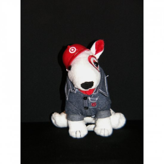 "Target Bullseye Dog ""Construction Dog"""