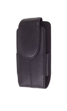 Samsung Blackjack Black Leather Pouch