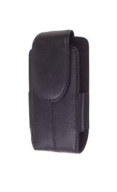 Samsung Blackjack Black Leather Pouch