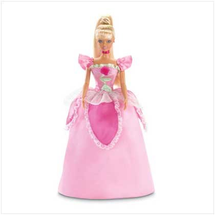 Garden fantasy princess doll