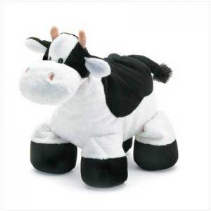 Floppy farm friends cow