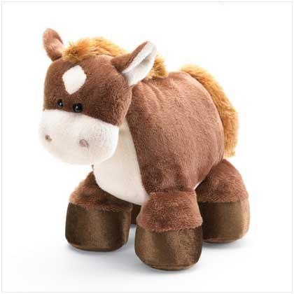 Floppy farm friends horse