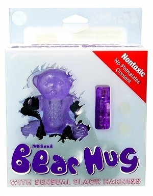Bear Hug micro strap-on