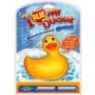 I rub my duckie vibrator