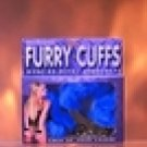 Fur Handcuffs Blue