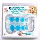 Cyberskin comfort grip stroker