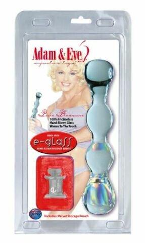 E-glass pure pleasure massager