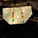 Turquoise & Multi Stone Gold