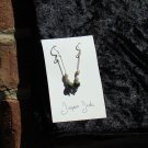 Jade & Peace Jasper Earrings