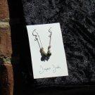 Jade & Peace Jasper Earrings